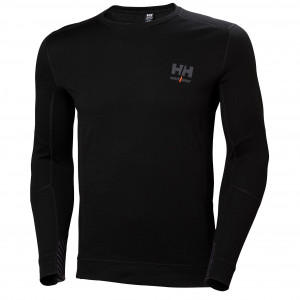 Футболка Helly Hansen HH Lifa Merino Crewneck 75106 (Black)