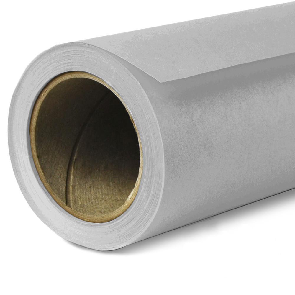 Фон бумажный Savage Widetone Focus Gray 60 Серый рулон 1.36 x 11 м