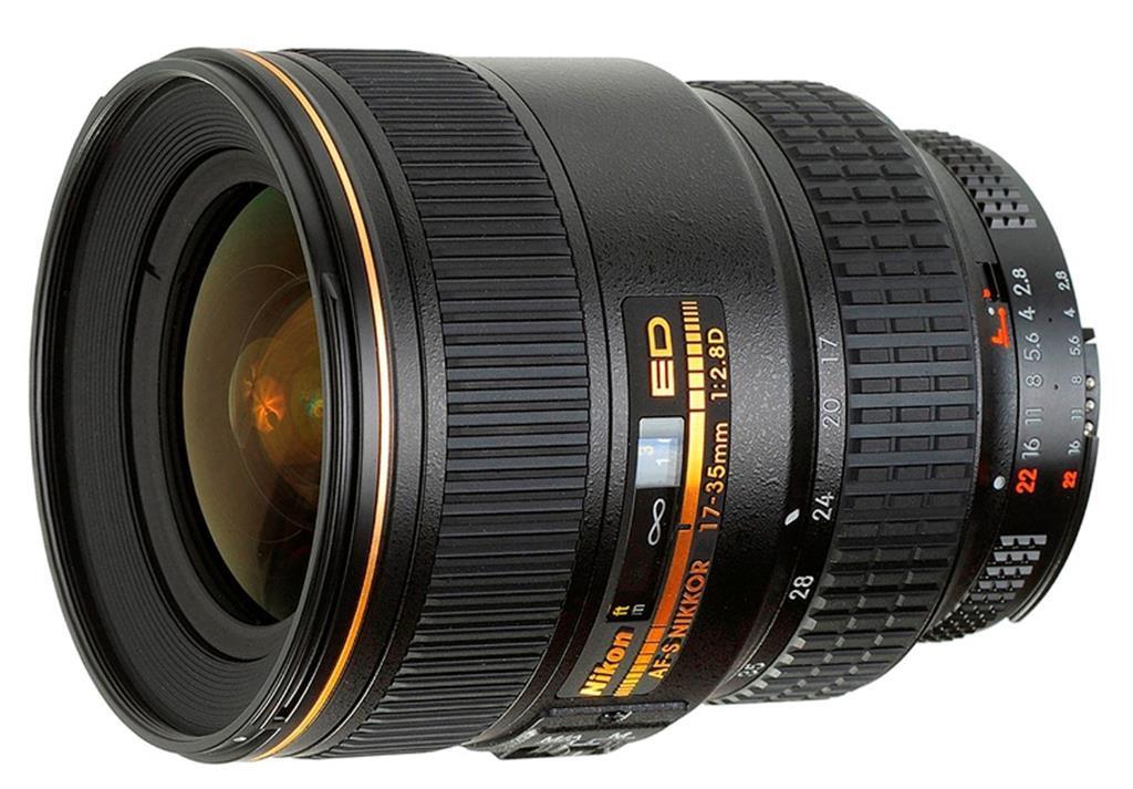 Объектив Nikon AF-S 17-35mm f/2.8D IF-ED