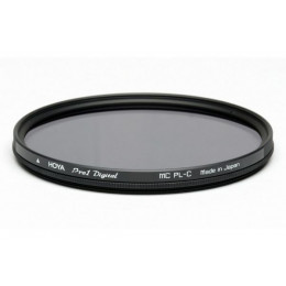 Фільтр поляризаційний Hoya Pol-Circular Pro1 Digital 62 мм