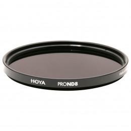 Фільтр нейтрально-сірий Hoya Pro ND 8 (3 стопа) 77 мм