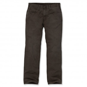 Штаны Carhartt Weathered Duck 5 Pocket Pant 100096 (Dark Coffe)