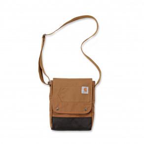 Сумка через плечо Carhartt Crossbody Bag - 131221B (Carhartt Brown, OFA)