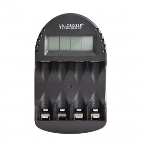 Интеллектуальное зарядное устройство для аккумуляторов AA/AAA La Crosse BC-250