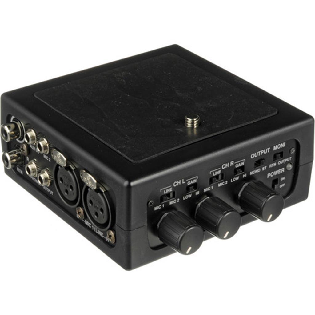 azden Портативный микшер Azden FMX-DSLR для зеркальных камер
