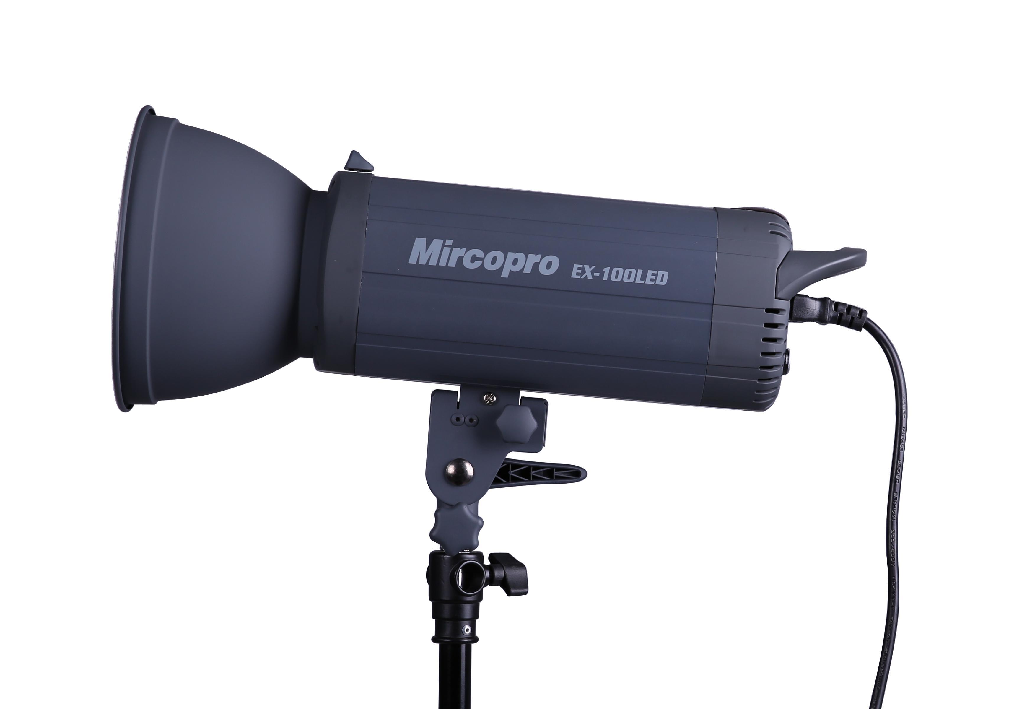 mircopro Постоянный студийный LED свет Mircopro EX-100LED