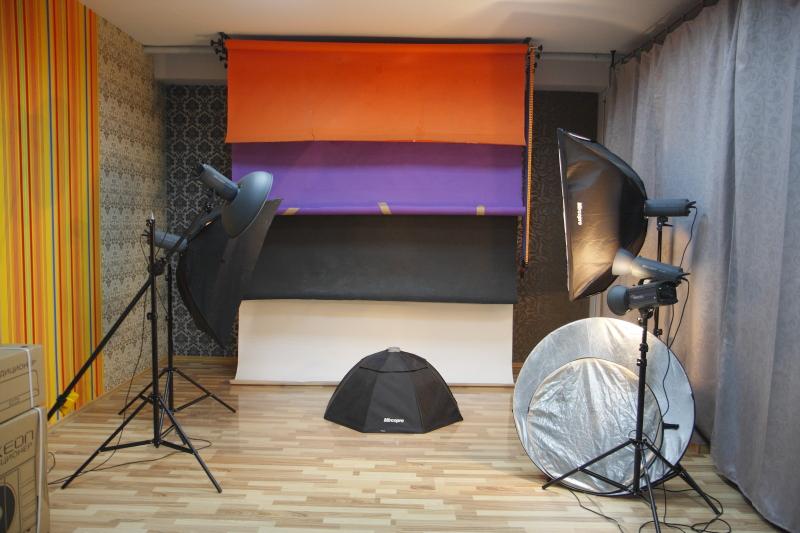 омске борт какое оборудование нужно для домашней фотостудии все это