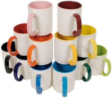 Чашки для термопереноса